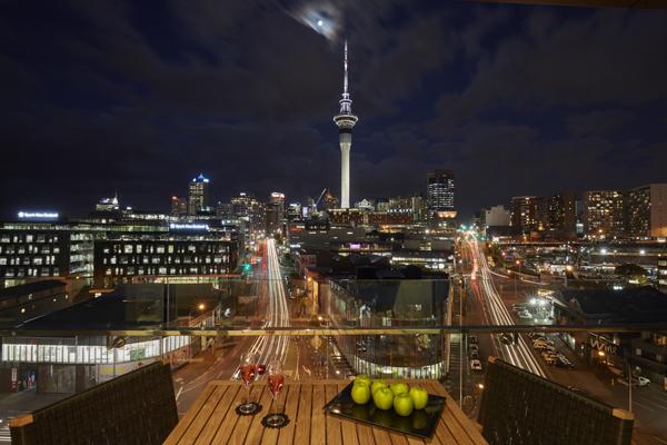 Swiss-Belsuites Victoria Park, Auckland