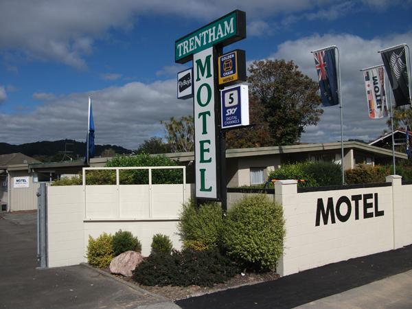 Trentham Motel, Upper Hutt