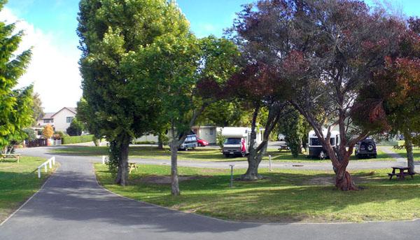 Tahuna Beach Kiwi Holiday Park