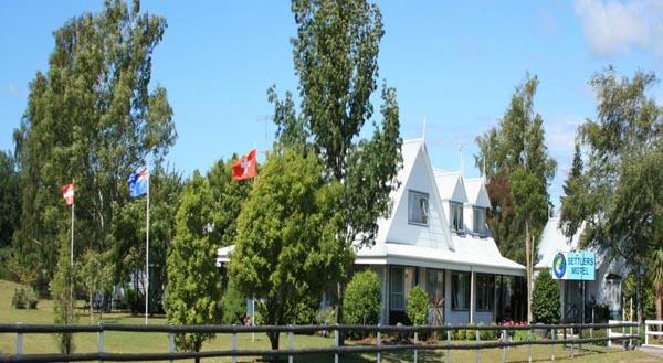Settlers Motel, Turangi