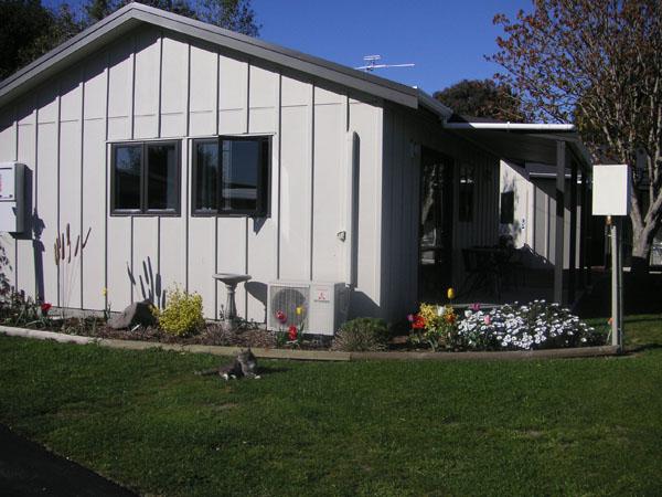 Christchurch Kiwi Holiday Park