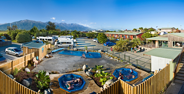 Alpine Pacific Motels & Holiday Park