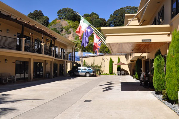 Tuscany Villas Boutique Hotel Whakatane