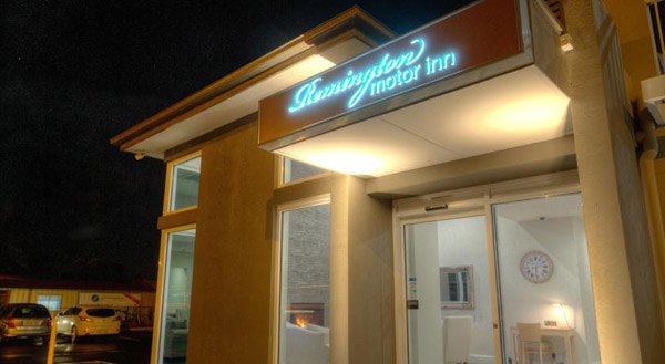 Remington Motor Inn