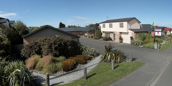 Admiral Court Motel, Invercargill