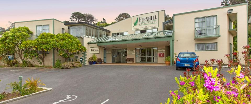 Fernhill Motor Lodge - Lower Hutt