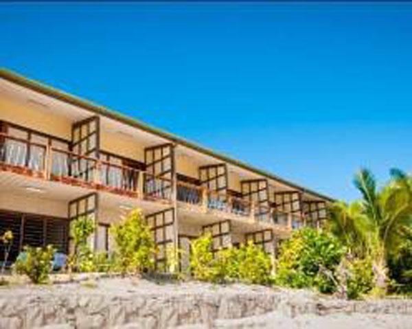Beachcomber Island Resort