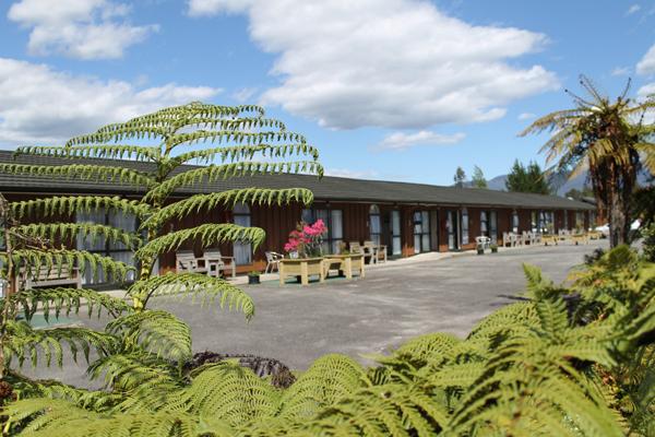 Buller Bridge Motel