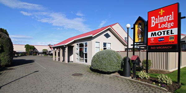 Balmoral Lodge Motel