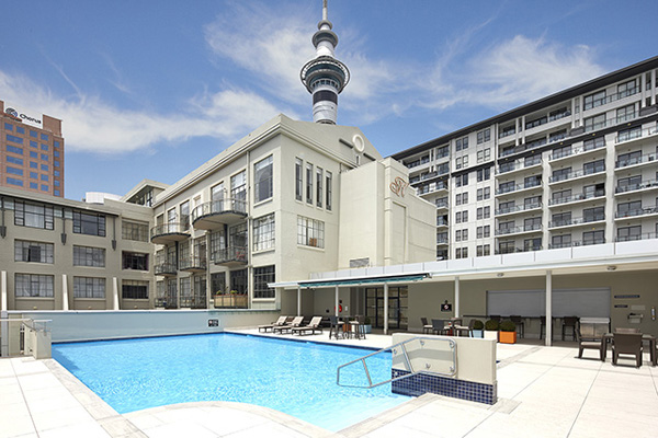 Heritage Auckland - Hotel & Tower