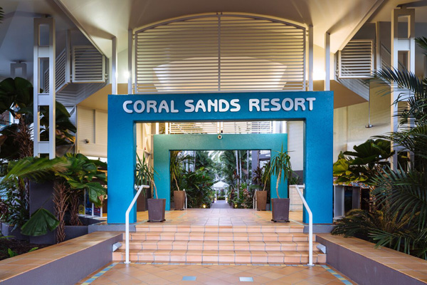 Coral Sands Resort Trinity Beach