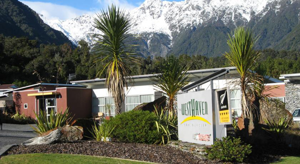 The Westhaven - Fox Glacier