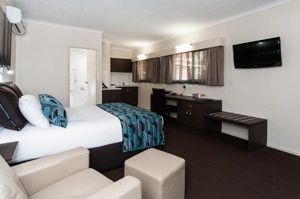 Robertson Gardens Comfort Inn & Suites