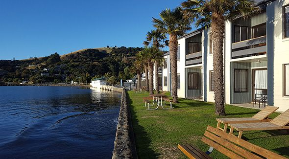 Akaroa Waterfront Motel